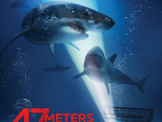 47 Meters Down FILM REVIEW