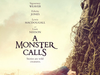 A Monster Calls FILM REVIEW