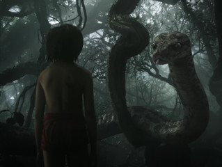 The Jungle Book (2016) FILM REVIEW