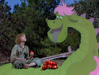 New Poster for Disney's Pete's Dragon