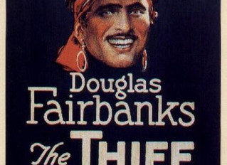 THE THIEF OF BAGDAD (1924) Film Review