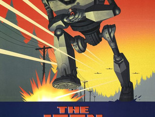 THE IRON GIANT Film Review