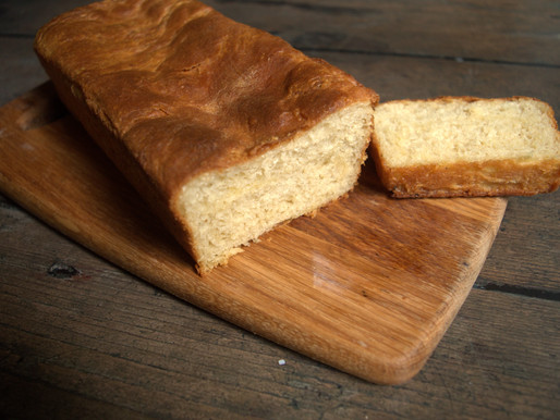 Croissant-Brioche Loaf