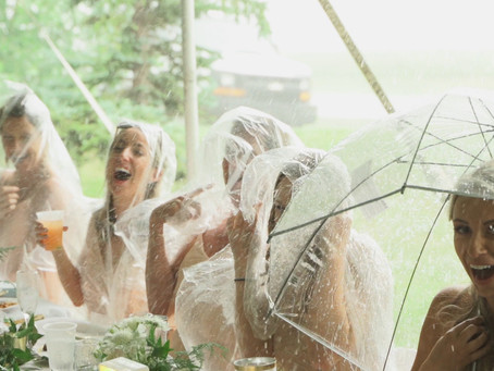 A Colorado Wedding with a Twist of Mother Nature