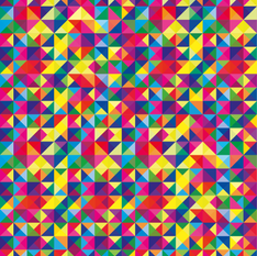 Triangle Multicolour Design.png