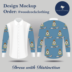 Shirt Mock up - Harrier SQ3 (f) Design.p
