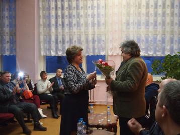 Встреча с В.А.Маресьевым