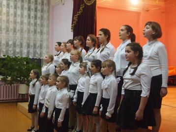 Концерт, посвященный Дню Матери