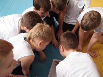14 и 15 февраля в МБОУ «СОШ № 11» прошли спортивные соревнования среди учащихся 3 и 4 классов «А, ну