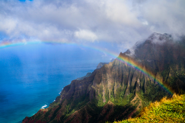 kauai wedding view