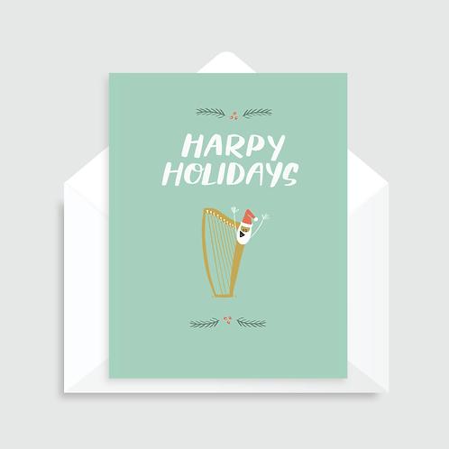 Holiday - Harpy Holidays