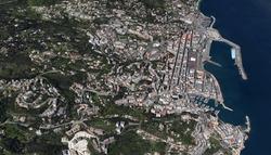 Bastia-Google Earth