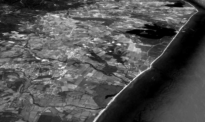 Ghisonaccia-Google Earth NetB
