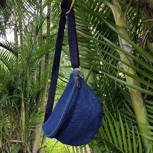 Fanny pack/Waist pouch- 2 zips