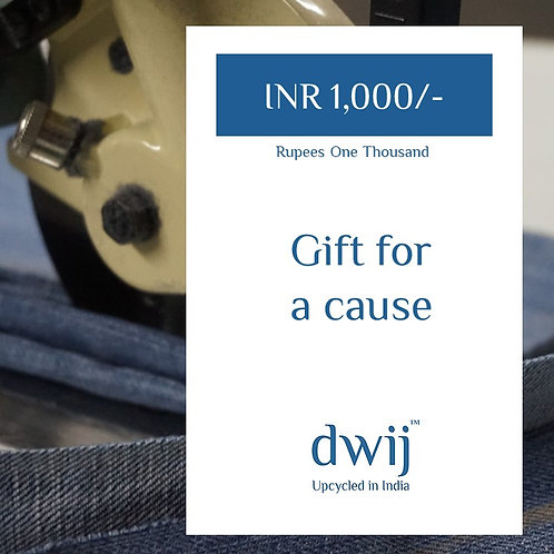 Gift Card INR 1000
