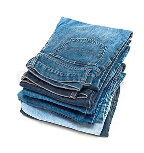 dwij products Upcycled India Media recycling jeans denim