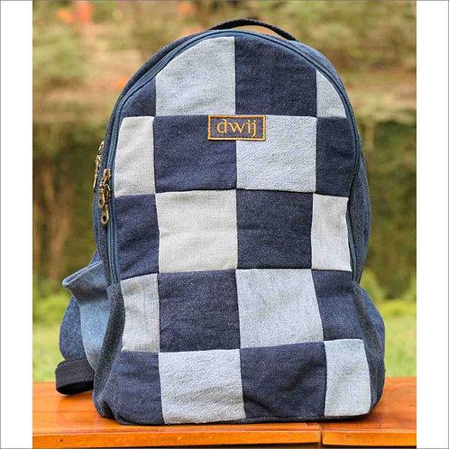 Backpack -Classic Denim