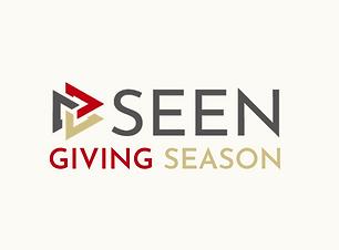 SEEN Giving Season Logo_eggshell backgro