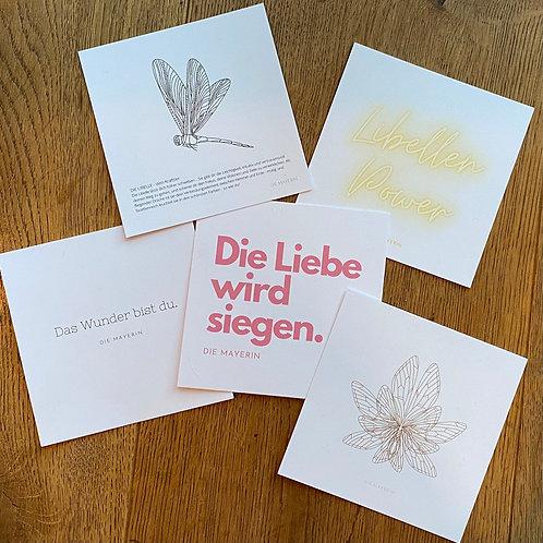 Kartenset 'LIEBelle'