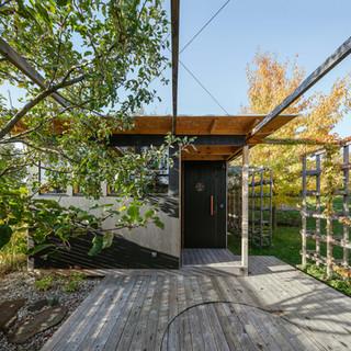 Kijukiju sauna s odpočívárnou, Buchlovice