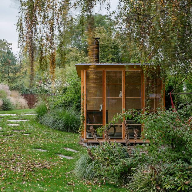 Kijukiju sauna s odpočívárnou, Praha Sedlec