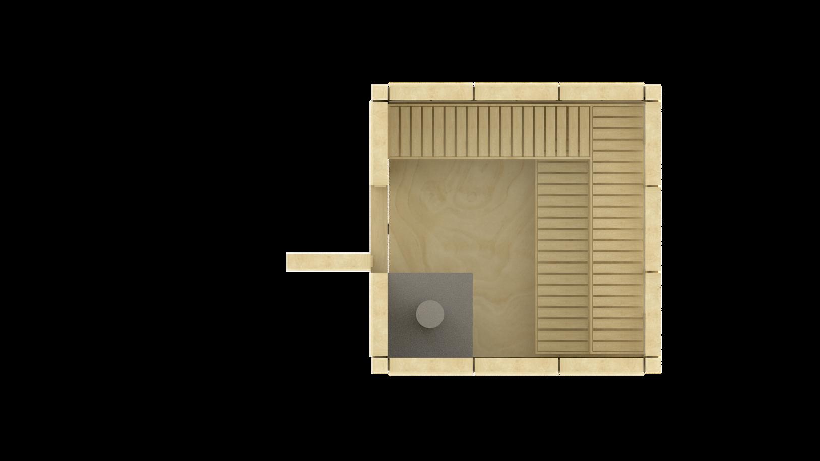 Sauna VÍTR