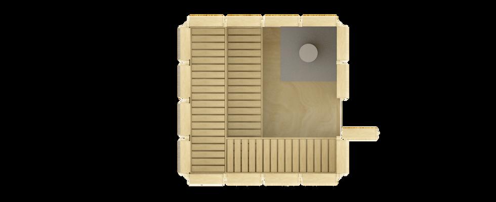 Sauna SVÍTÁNÍ