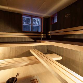 Sauna VÍTR Vonoklasy
