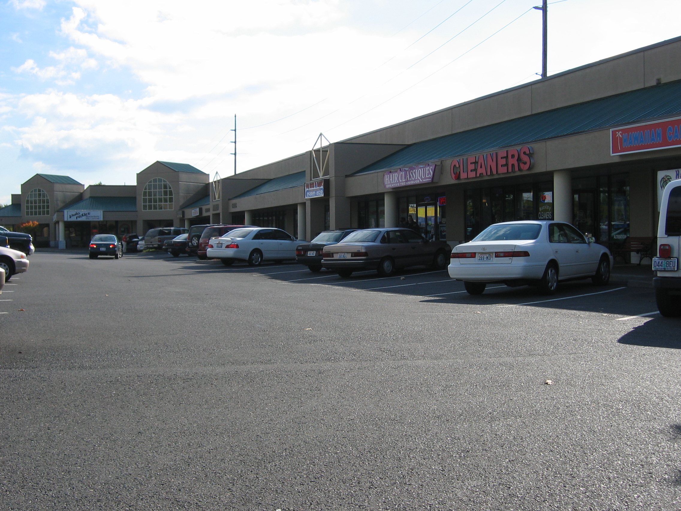 Bridgeport Retail Center