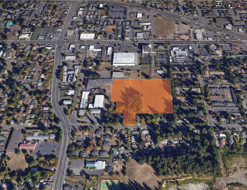 Multifamily Redevelopment Land