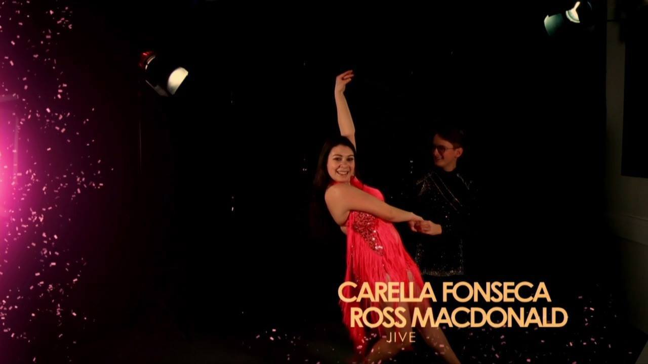 Strictly Come Surrey 2017 Carella & Ross