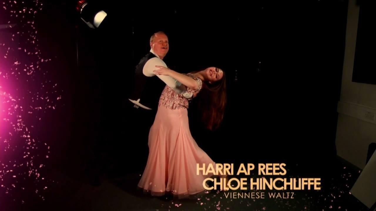Strictly Come Surrey 2017 Harri & Chloe