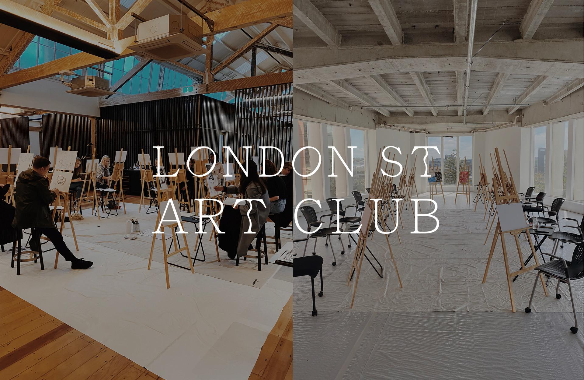 Art Club Workshops