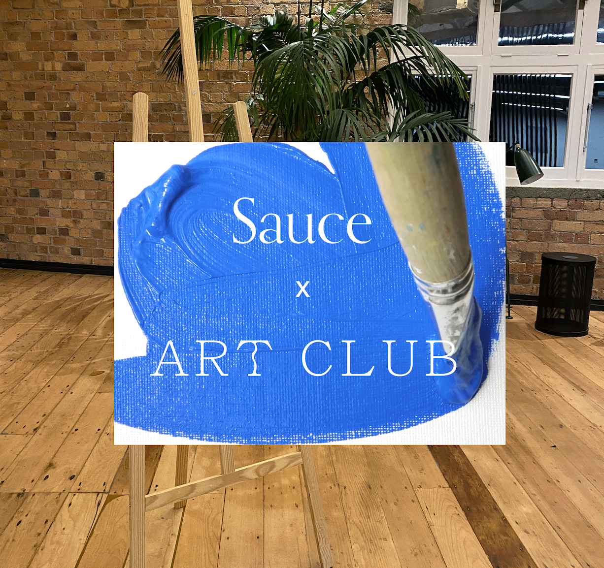 Sauce x Art Club (SOLD OUT)