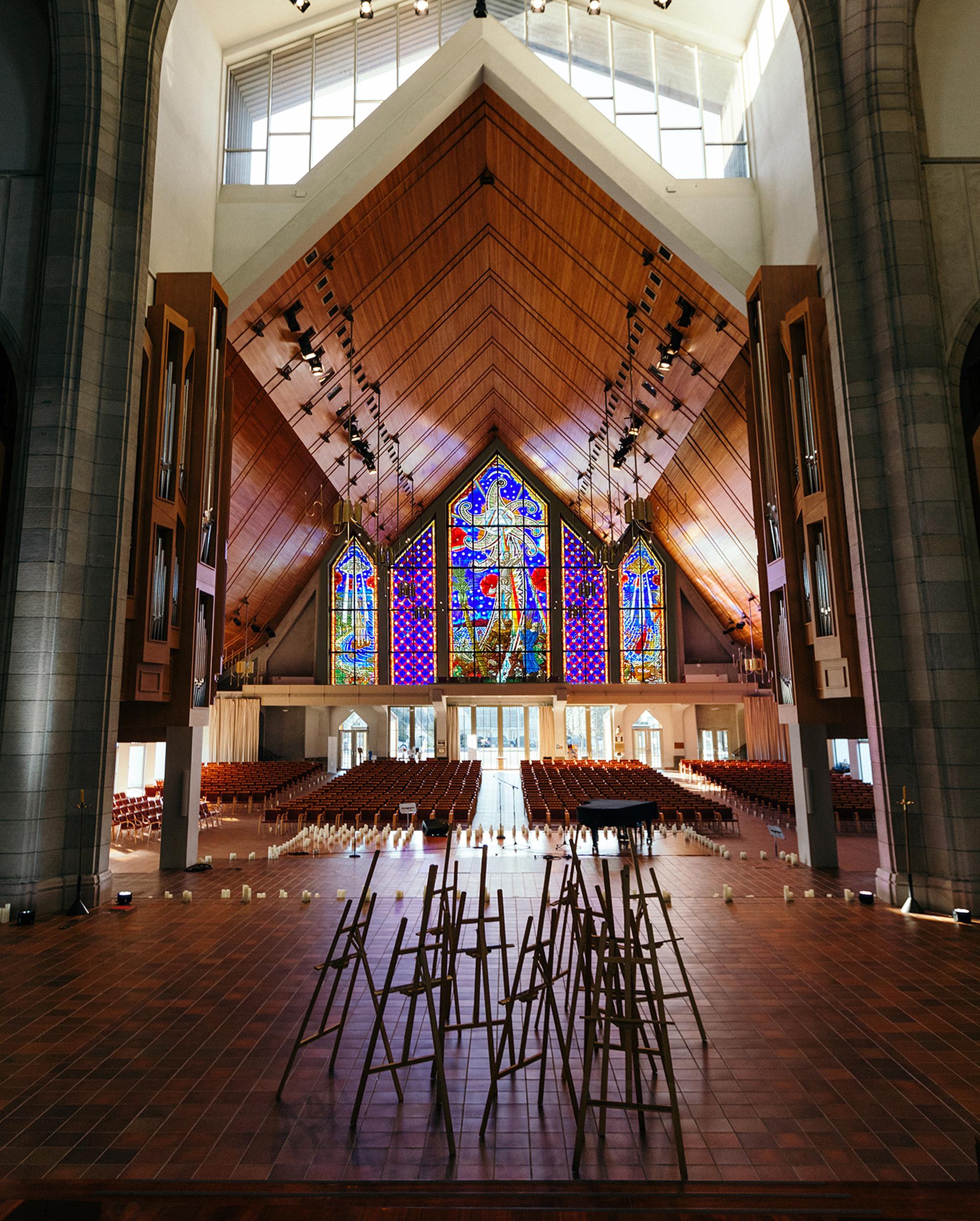 Artweek: The Cathedral Series