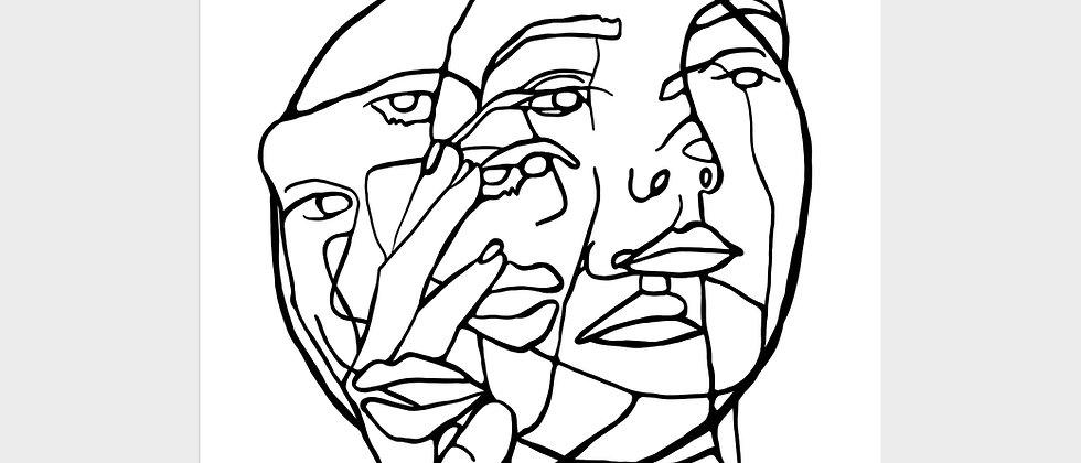 Merging Faces