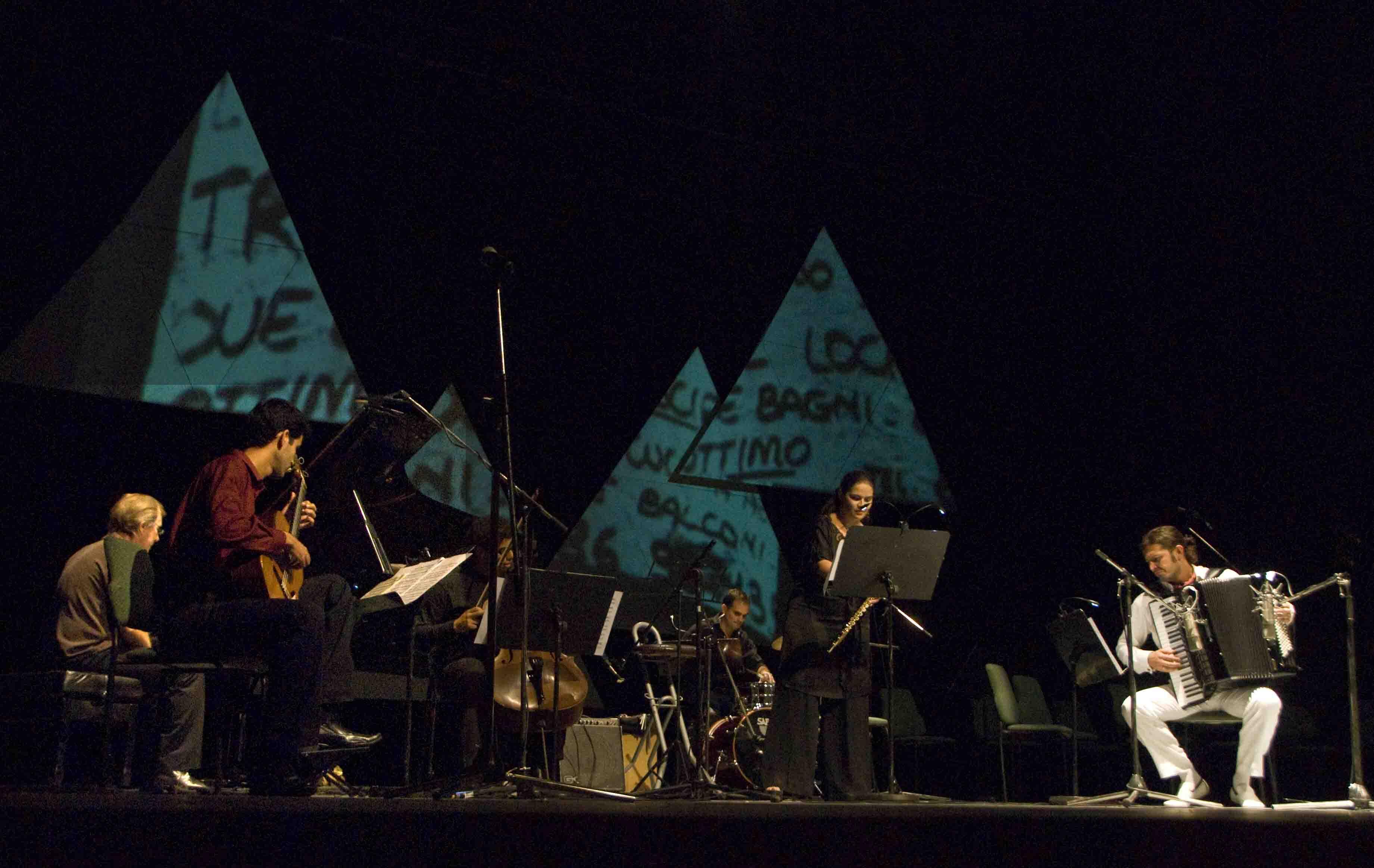 Fuga y Misterio de Astor Piazzolla