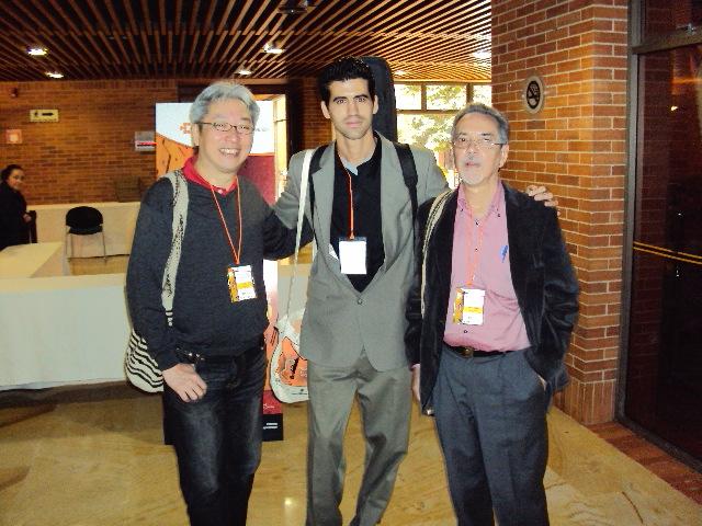 Fukuda, Ott y Fernández