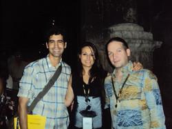 Con el Dúo Tamyo-Montesinos