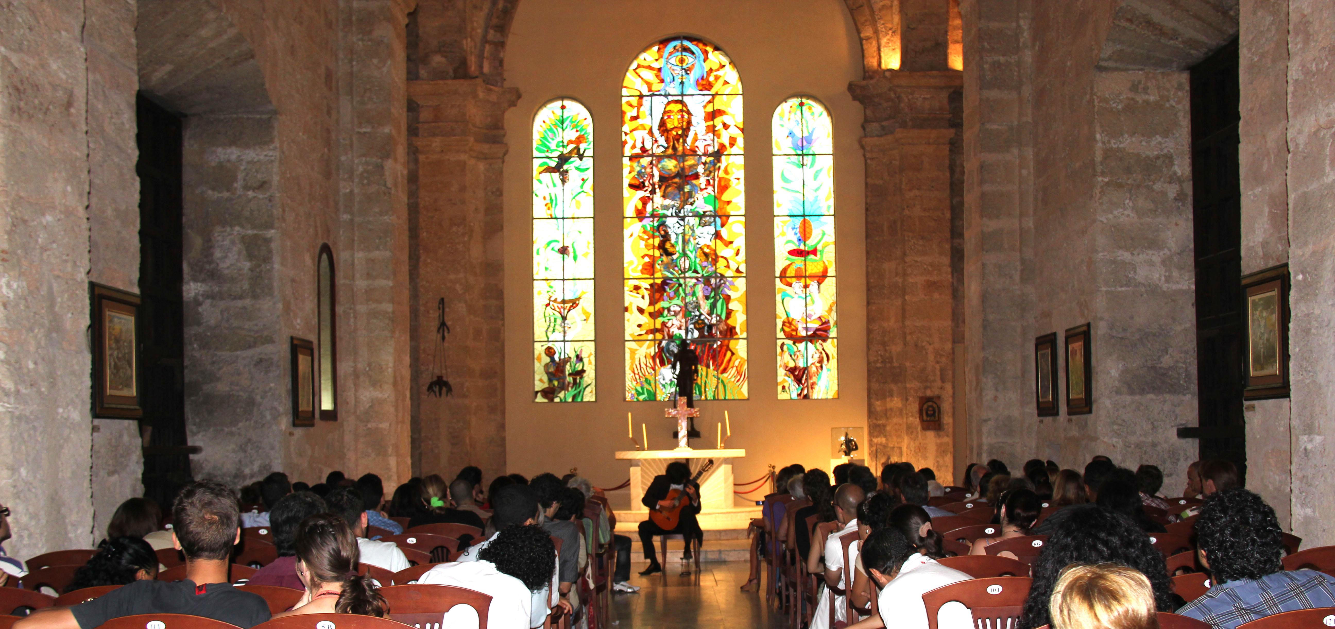 Concierto en Cuba