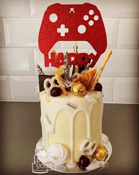 Almond Junkie Drip Cake.jpeg