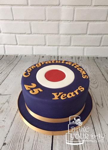 RAF Service Cake