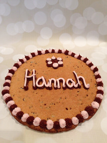 Personalised Giant Cookie