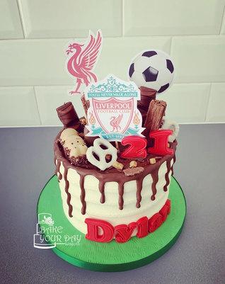 Liverpool Fan Drip Cake.jpeg
