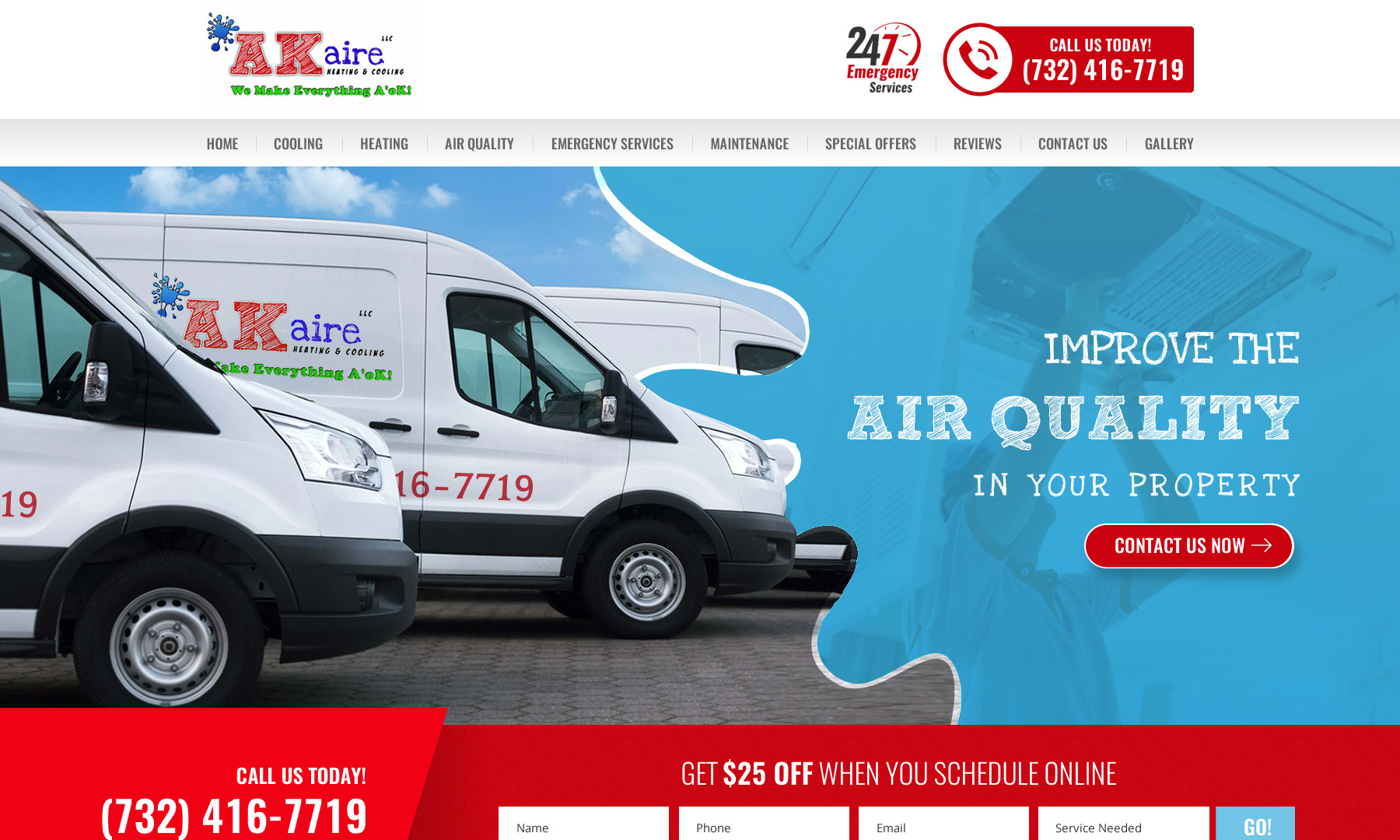 AK Aire Heating & Cooling