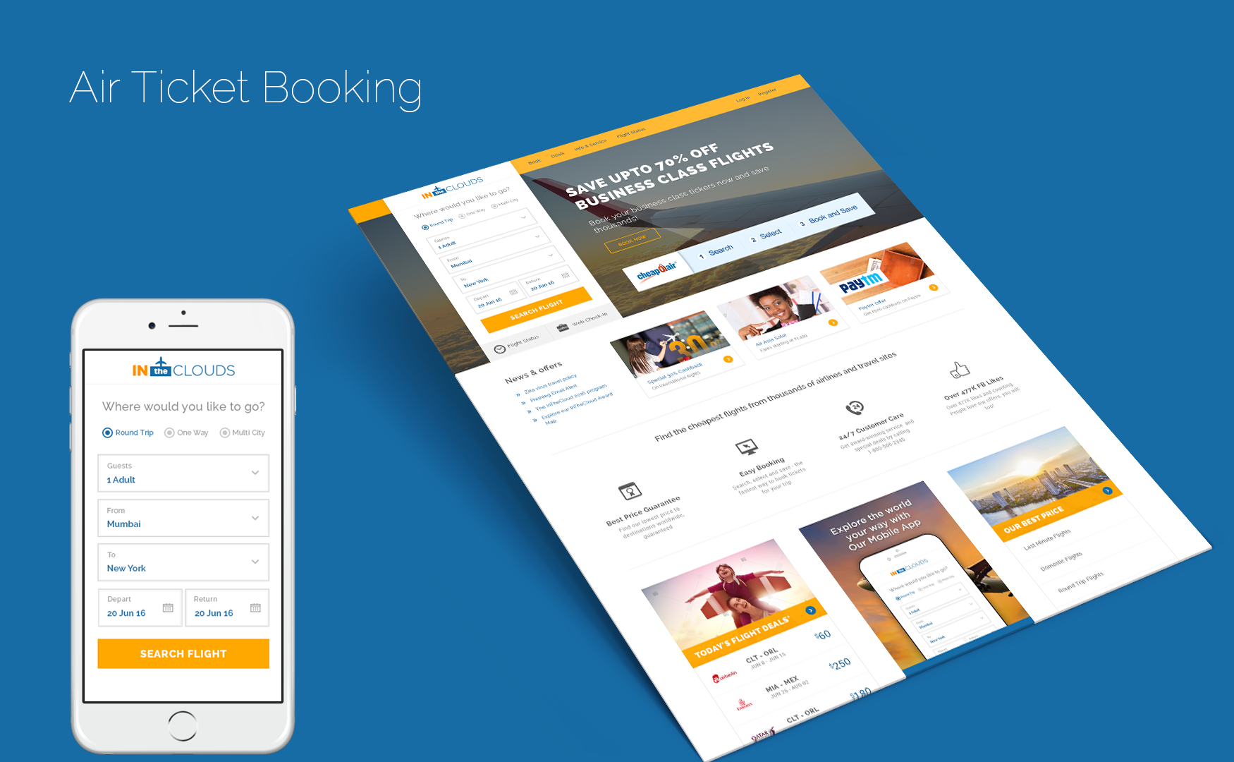 AirTicket Booking