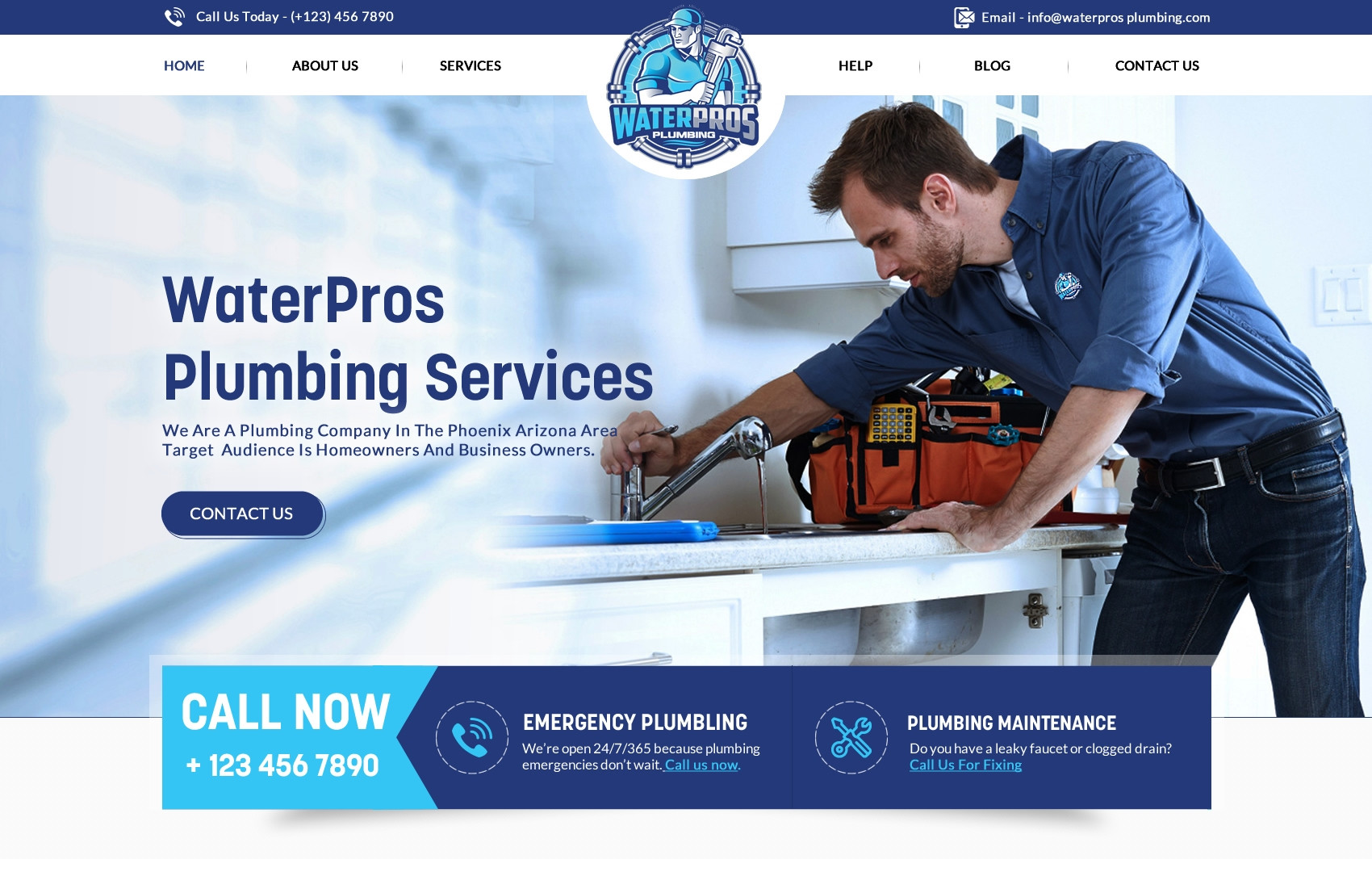 Water Pros Plumbing Services