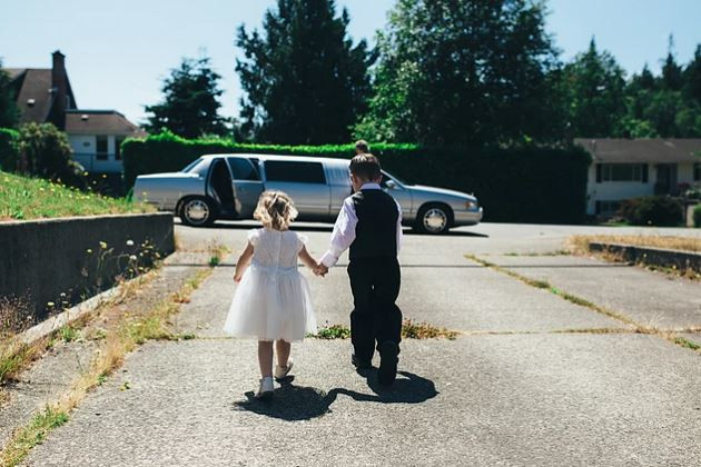 trouwvervoer limousine