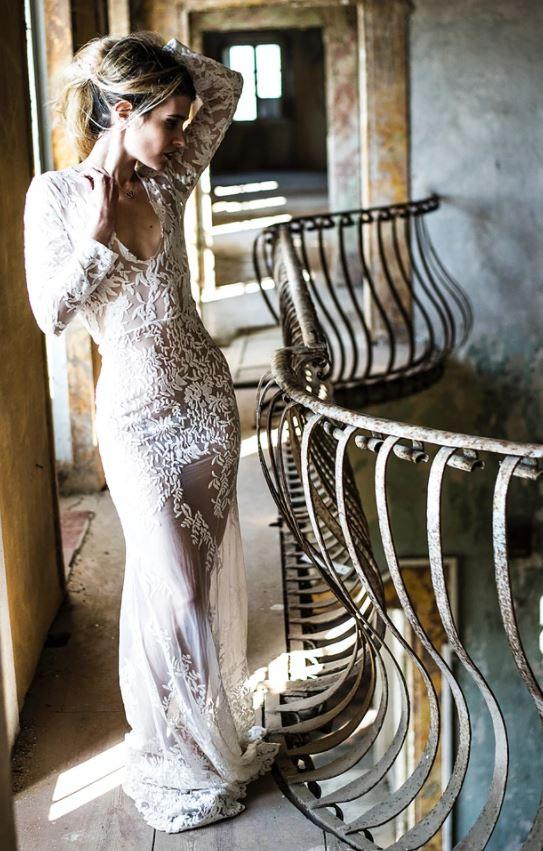 trouwjurk wit