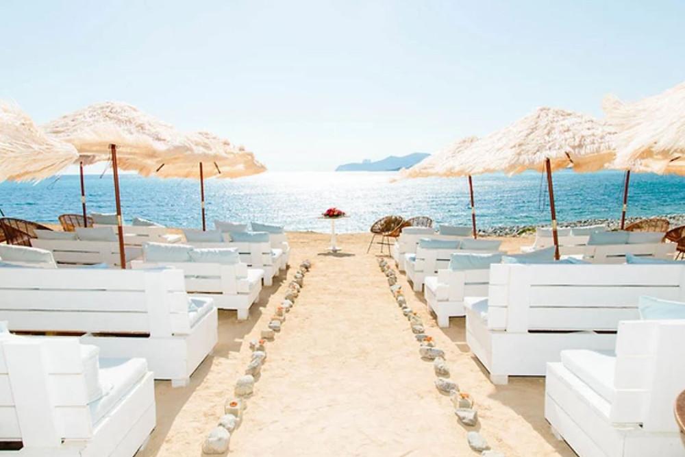 bruiloft experimental beach ibiza